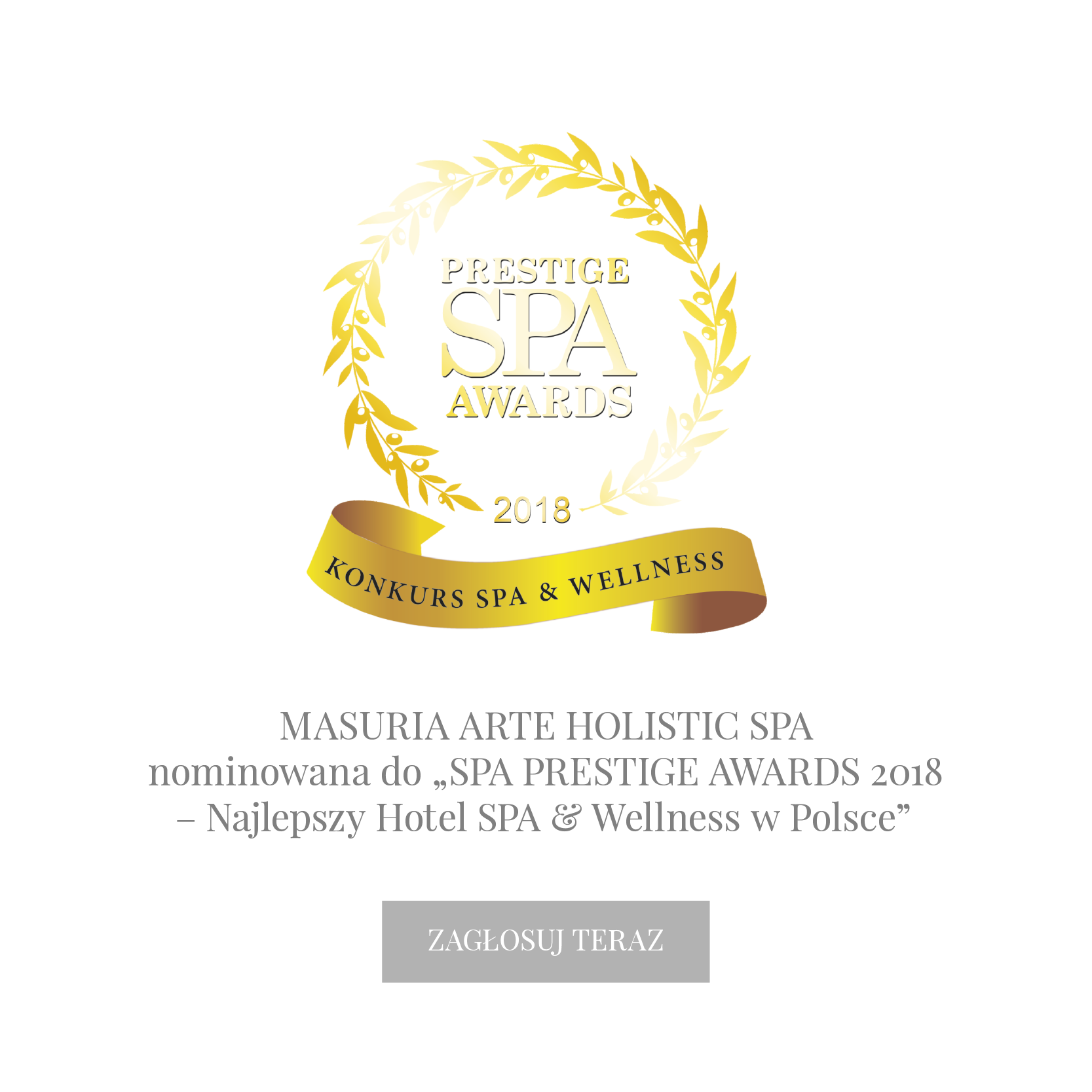 SPA PRESTIGE AWARDS